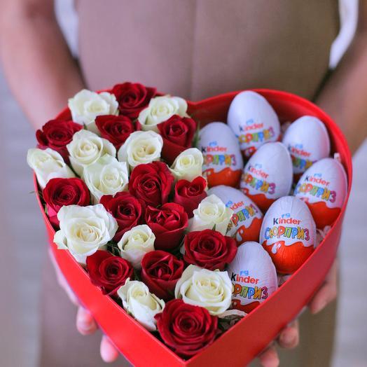 """Сюрприз"": букеты цветов на заказ Flowwow"