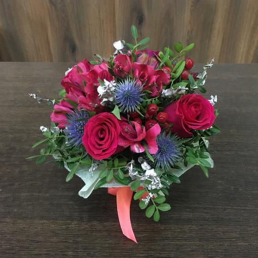 Шармэль: букеты цветов на заказ Flowwow