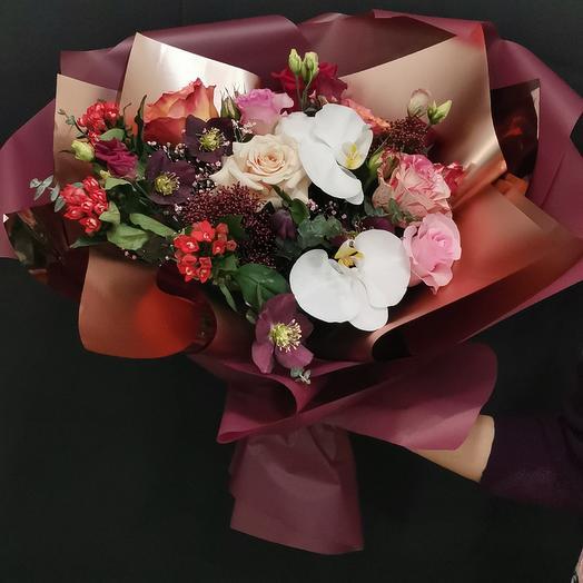 Luxury: flowers to order Flowwow