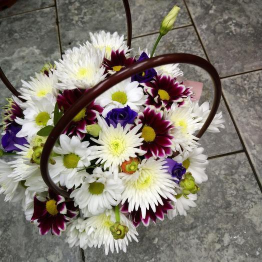 Цветы в сумке: букеты цветов на заказ Flowwow