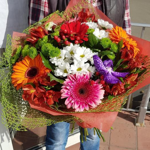 Царская усадьба: букеты цветов на заказ Flowwow