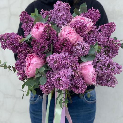 Бу02: букеты цветов на заказ Flowwow