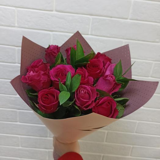 Аленький букетик: букеты цветов на заказ Flowwow