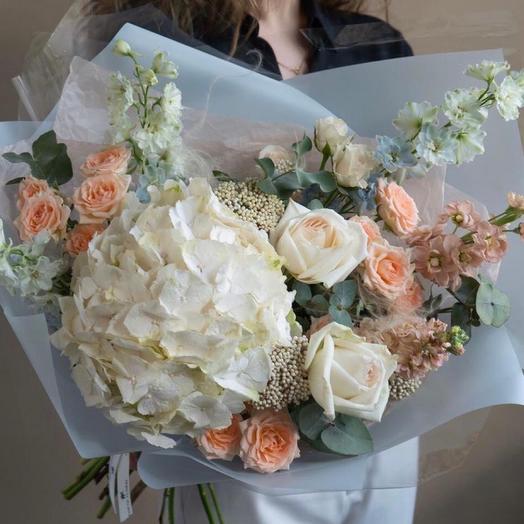 Букет цветов «Камилла»