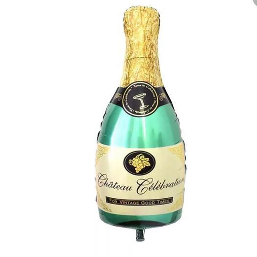 Шар Бутылка шампанское 99 см