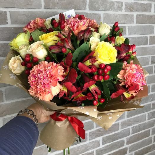 Цветы женщине