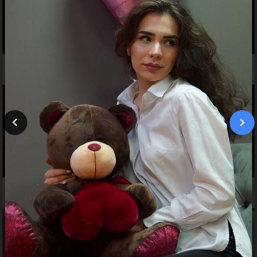 Медведь 1метр