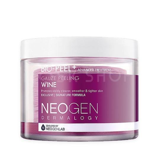 Пилинг-диски с экстрактом вина Neogen Bio-Peel Gauze Peeling Wine