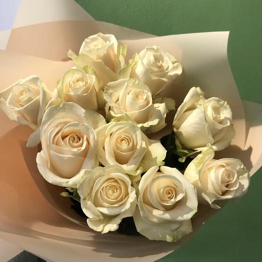 Букет из роз «Нежность»