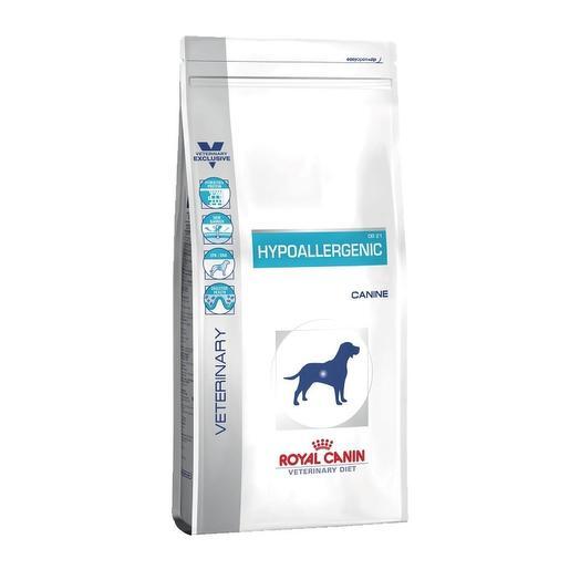 Royal Canin Hipoallergenic DR21 сухой корм для собак при пищевой аллергии 2 кг