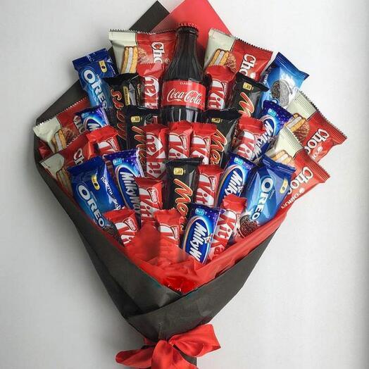 "Букет ""KitKat"""