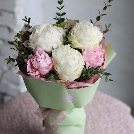 Розовые сливки