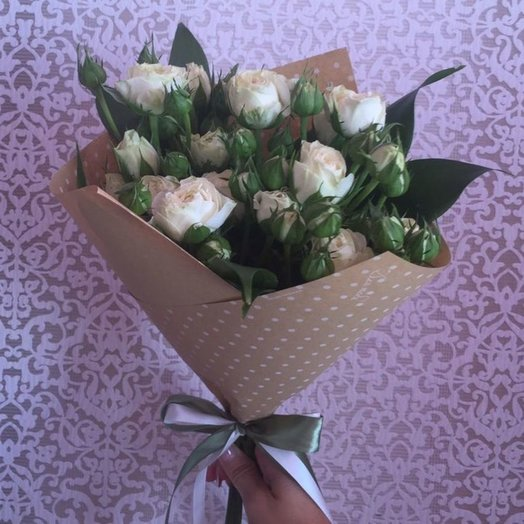 Композиция Конфетти: букеты цветов на заказ Flowwow