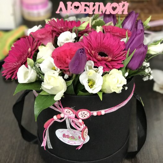 Иллюзия: букеты цветов на заказ Flowwow