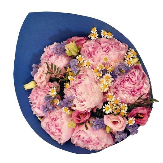 Букет Пастораль: букеты цветов на заказ Flowwow