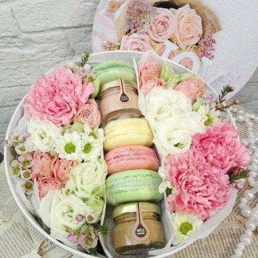 Попьем чайку!: букеты цветов на заказ Flowwow