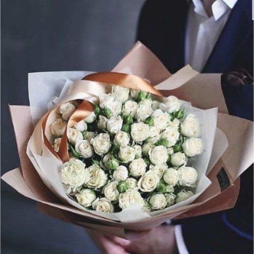 Букет  Пышное облако: букеты цветов на заказ Flowwow