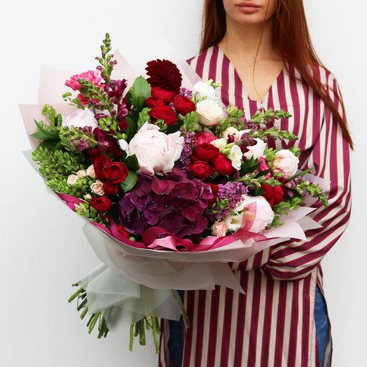 Весенние причуды: букеты цветов на заказ Flowwow