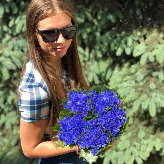 Васильки для души: букеты цветов на заказ Flowwow