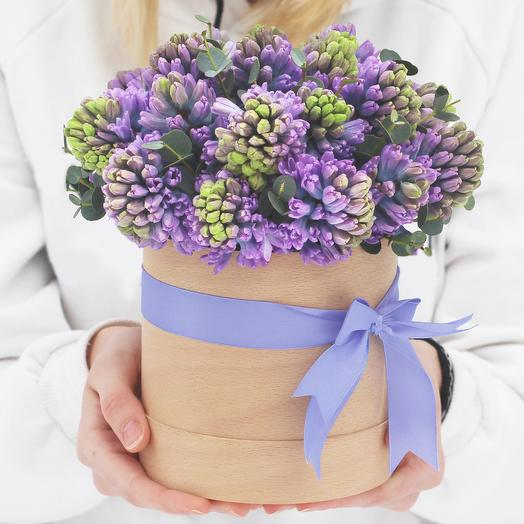 Бокс 16: букеты цветов на заказ Flowwow