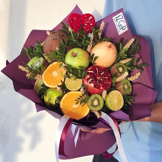 Fruit 2: букеты цветов на заказ Flowwow