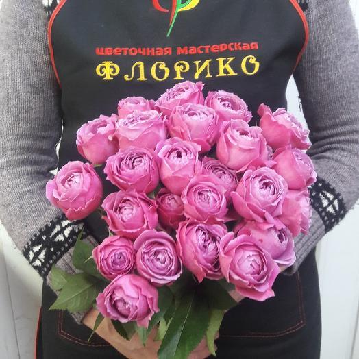 Розапион9: букеты цветов на заказ Flowwow