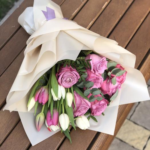 Гаухар: букеты цветов на заказ Flowwow