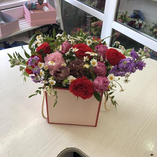 Страсти: букеты цветов на заказ Flowwow