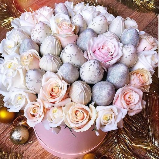"""Букет """"Best of all """": букеты цветов на заказ Flowwow"""