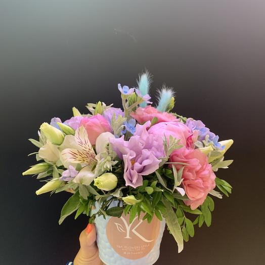Милейший комплимент: букеты цветов на заказ Flowwow