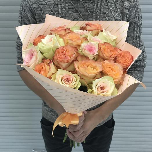 О любви: букеты цветов на заказ Flowwow