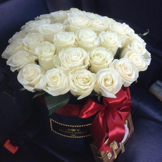 «Букет дня»: букеты цветов на заказ Flowwow