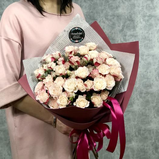 Монобукет -Кали: букеты цветов на заказ Flowwow