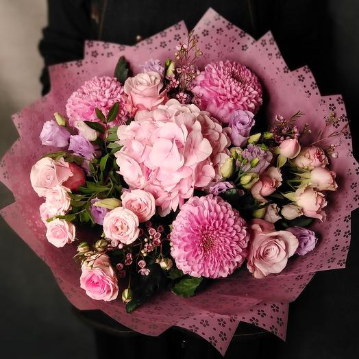 Букет Игривый: букеты цветов на заказ Flowwow