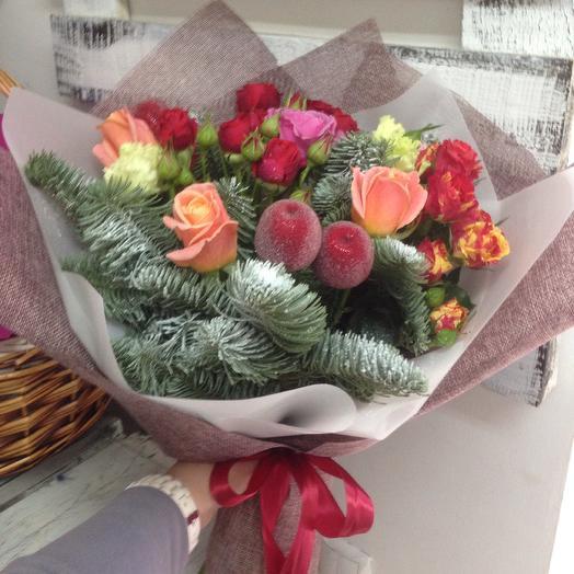 Краса: букеты цветов на заказ Flowwow