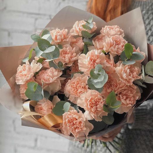 Нежное кружево: букеты цветов на заказ Flowwow