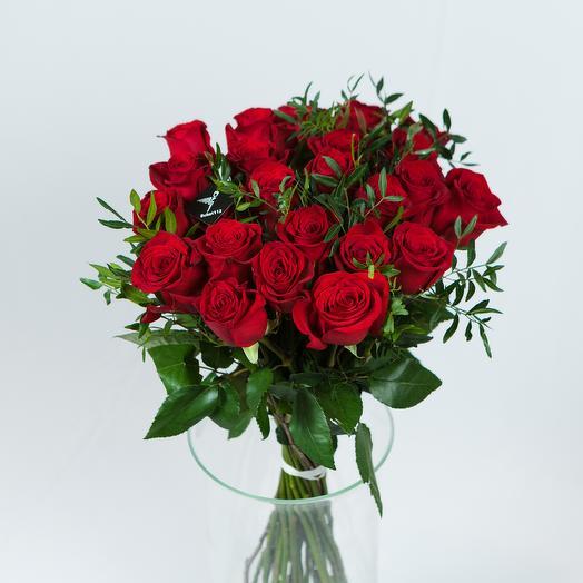 Букет «Ред»: букеты цветов на заказ Flowwow