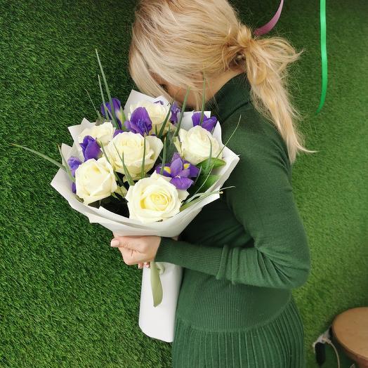Весенний: букеты цветов на заказ Flowwow