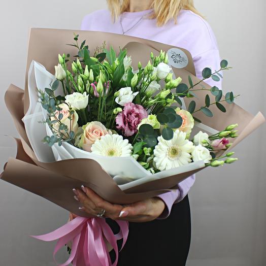 Марго 2: букеты цветов на заказ Flowwow
