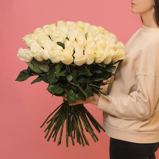 Букеты из 51 розы  5