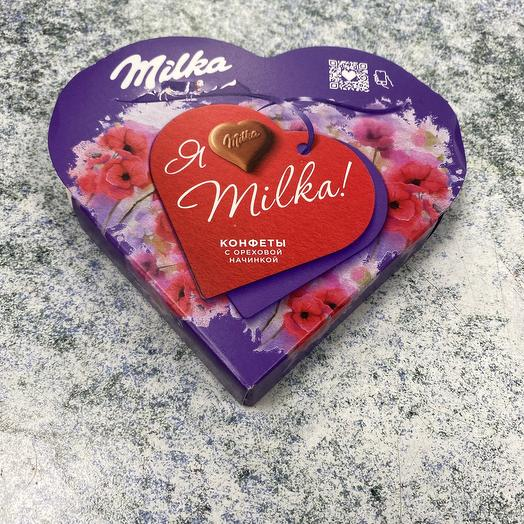 Конфеты milka