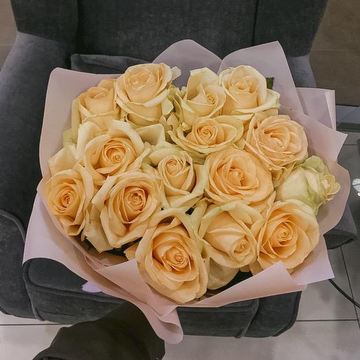 Розы Пич Аваланж
