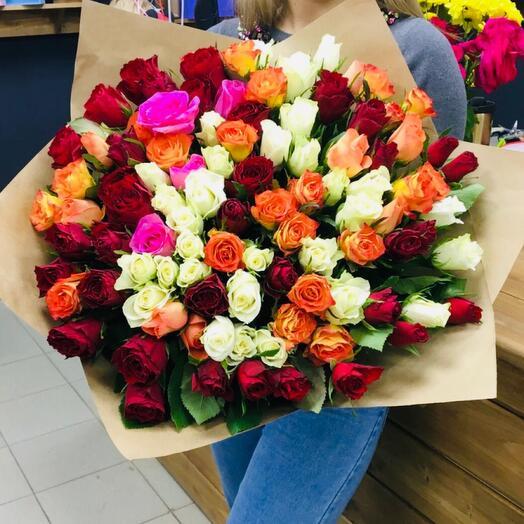 101 приморская роза