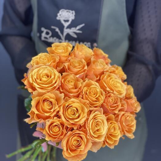 "21 роза ""Карпе Дием"""