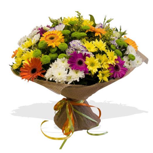 Букет Море цветов
