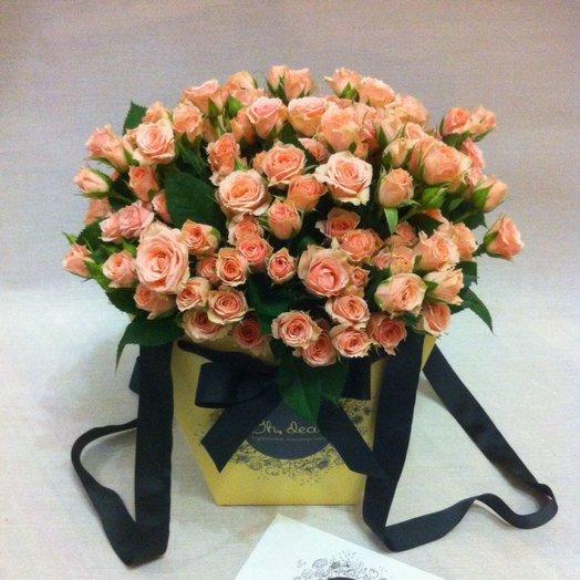 Букет Леди: букеты цветов на заказ Flowwow