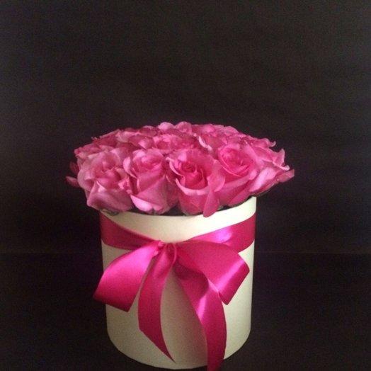 Розовый сон: букеты цветов на заказ Flowwow