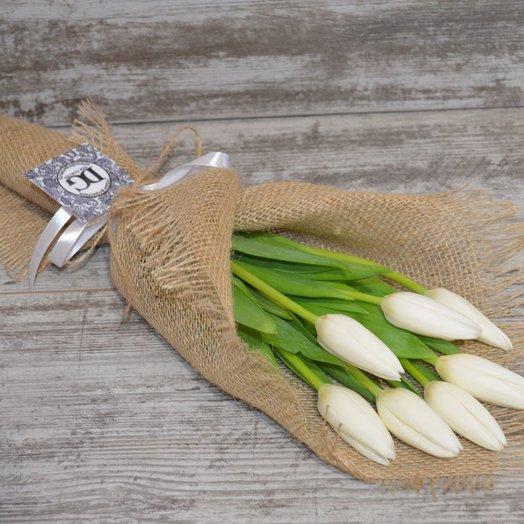 Просто и со вкусом: букеты цветов на заказ Flowwow
