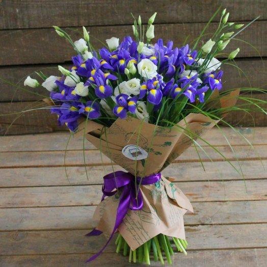 Букет Моника: букеты цветов на заказ Flowwow