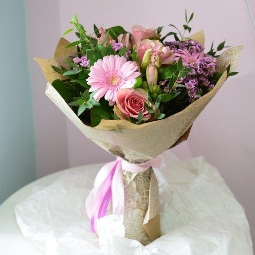Легкое дыхание: букеты цветов на заказ Flowwow